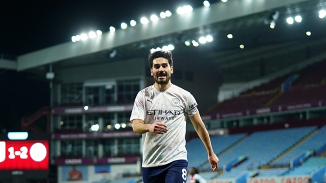 Ilkay Gundogan does not agree with the changes to the Champions League