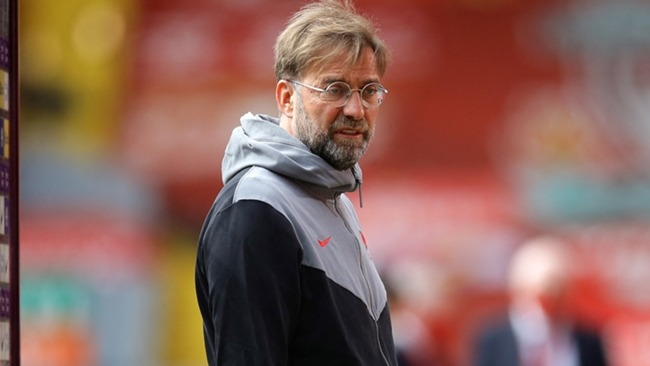 Jurgen Klopp was unhappy with his players' reaction to setbacks during their draw with Newcastle