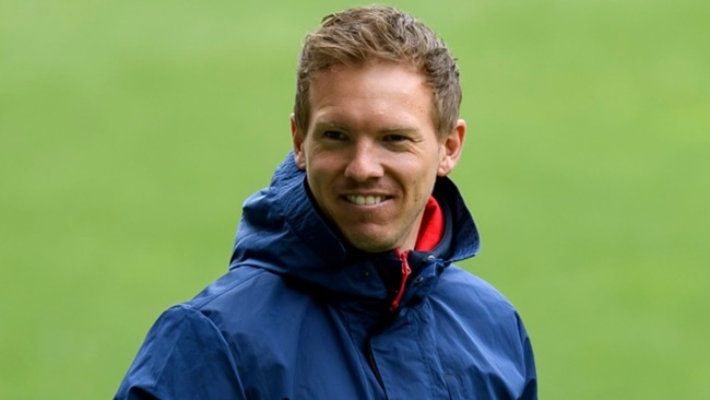Julian Nagelsmann is focused on RB Leipzig, rather than the possibility of taking over at Bayern Munich.