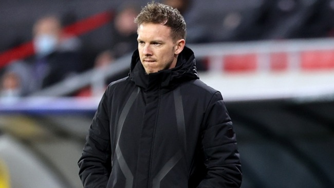 Julian Nagelsmann will take charge of Bayern in July