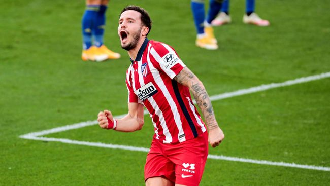 Atletico Madrid midfielder Saul Niguez spoke exclusively to LiveScore about a range of topics