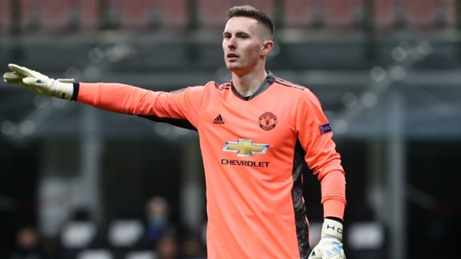Manchester United goalkeeper Dean Henderson could move on this summer