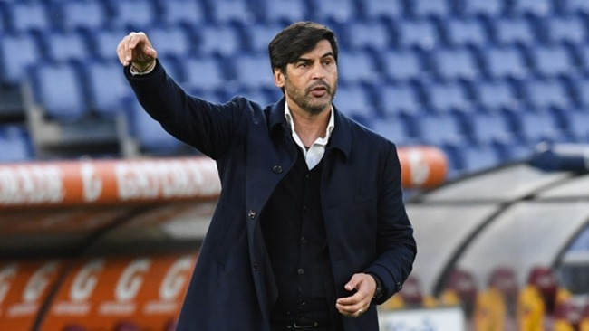 Paulo Fonseca will leave Serie A outfit Roma at the end of the season