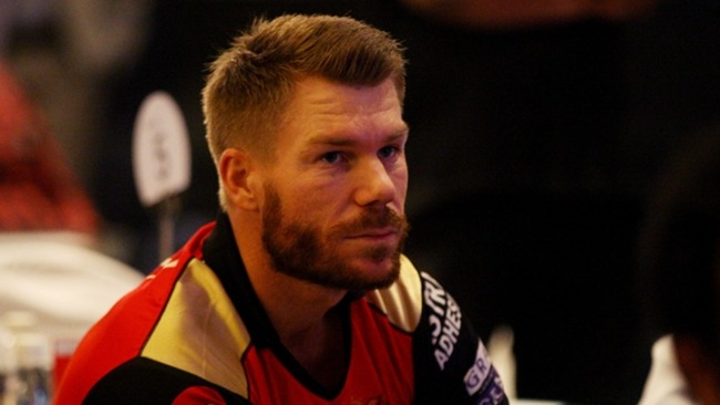 The IPL has been suspended and foreign stars such as David Warner are now stranded in India