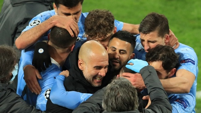 Pep Guardiola's Premier League champions head to the South Coast this evening