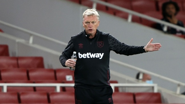David Moyes knows West Ham must beat West Brom in the race for a Europa League spot
