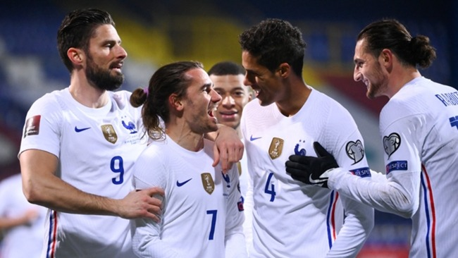 Check out our guides to all the Euro 2020 groups, including Group F with France, Germany and Portugal all placed together
