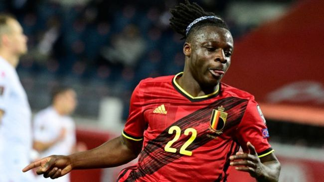 Could Jeremy Doku play a big part in Belgium's quest for Euro 2020 glory?