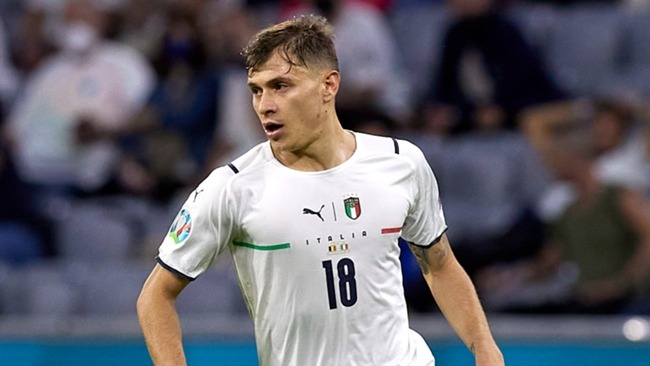 Nicolo Barella is on Liverpool's radar after an impressive Euro 2020 campaign with Italy