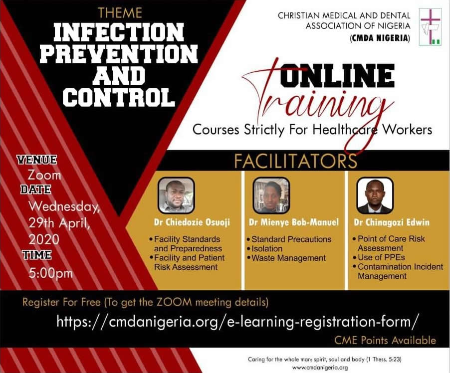Online Training For Healthcare Workers
