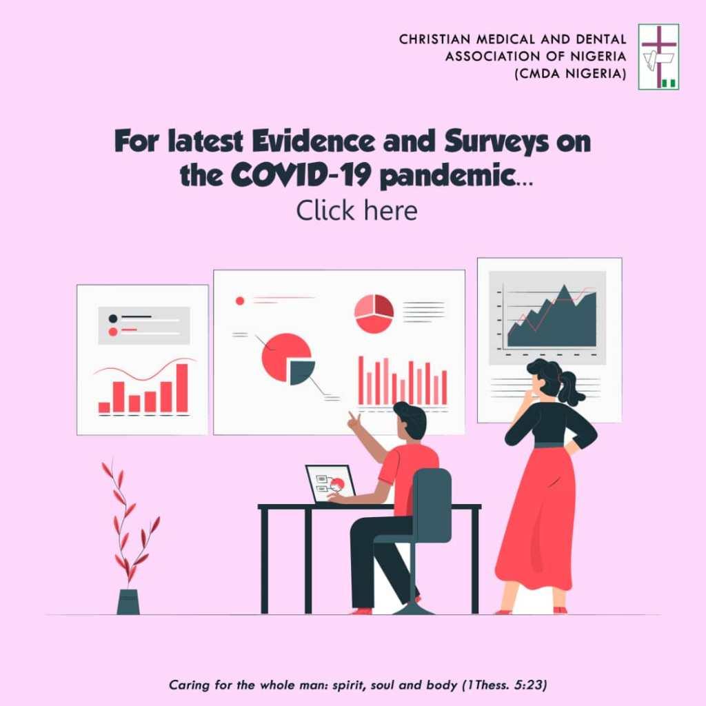 Latest Evidence & Surveys on The COVID-19
