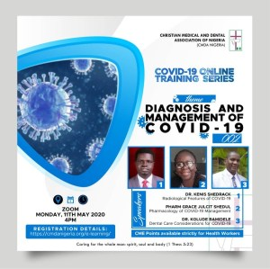 COVID-19 Online Training : Diagnosis and Management of COVID-19_002