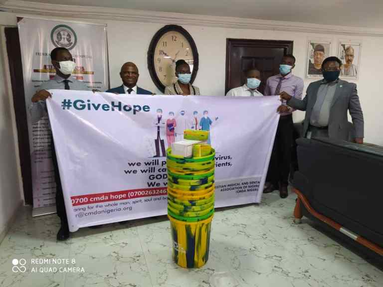 CMDA Nigeria News Update – June 2