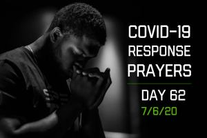 COVID-19 Response Prayers – Day 62