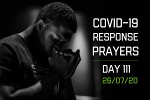 COVID-19 Response Prayers – Day 111
