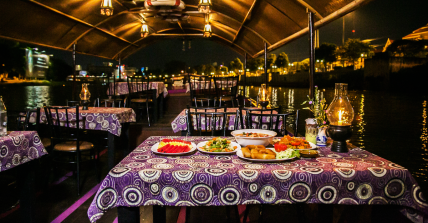 Mae Ping River Cruise - Dinner