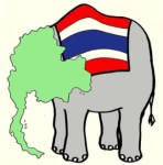 ThaiElephantDay2018CheismElephantMap
