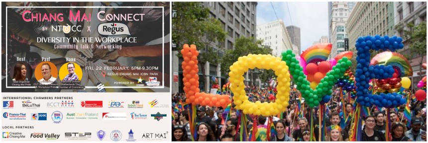 Chiang Mai Pride 2019 - Events Montage