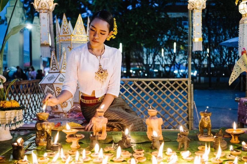 Loy Kratong 2018 - Photo John Huang 5