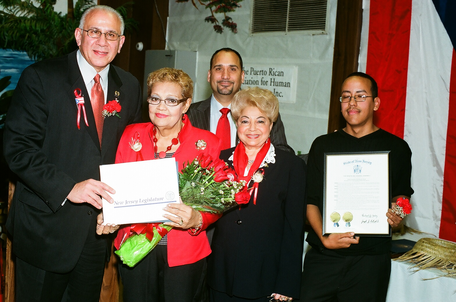 Puerto Rico Discovery Day Honorees