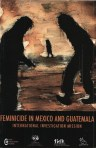 feminicide in Mexico and Guatemala English - portada - Biblioteca