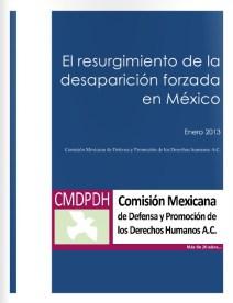 El resurgimiento de la desaparición forzada en México