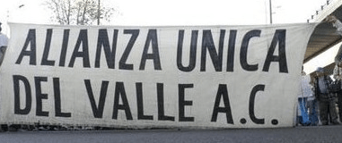 El defensor José Antonio Lara Duque en riesgo: abogado de  la Alianza Única del Valle alertan agresiones del Estado de México