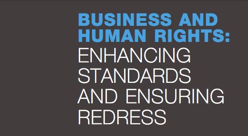 Empresas y Derechos Humanos: La FIDH pide a la comunidad internacional reforzar las normas y garantizar reparación