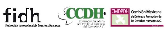 ONGs de derechos humanos solicitan a la Fiscal de la CPIque proceda a un examen preliminar sobre la situación en México