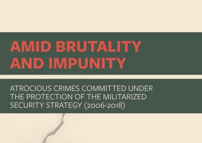 Amid Brutality and Impunity