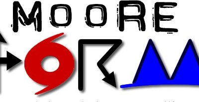 Moore Storms logo