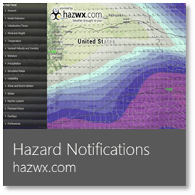 Hazard Notifications