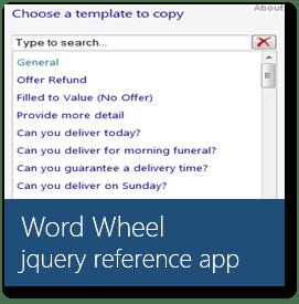 Wordwheel