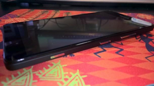 Lumia 950 hardware keys