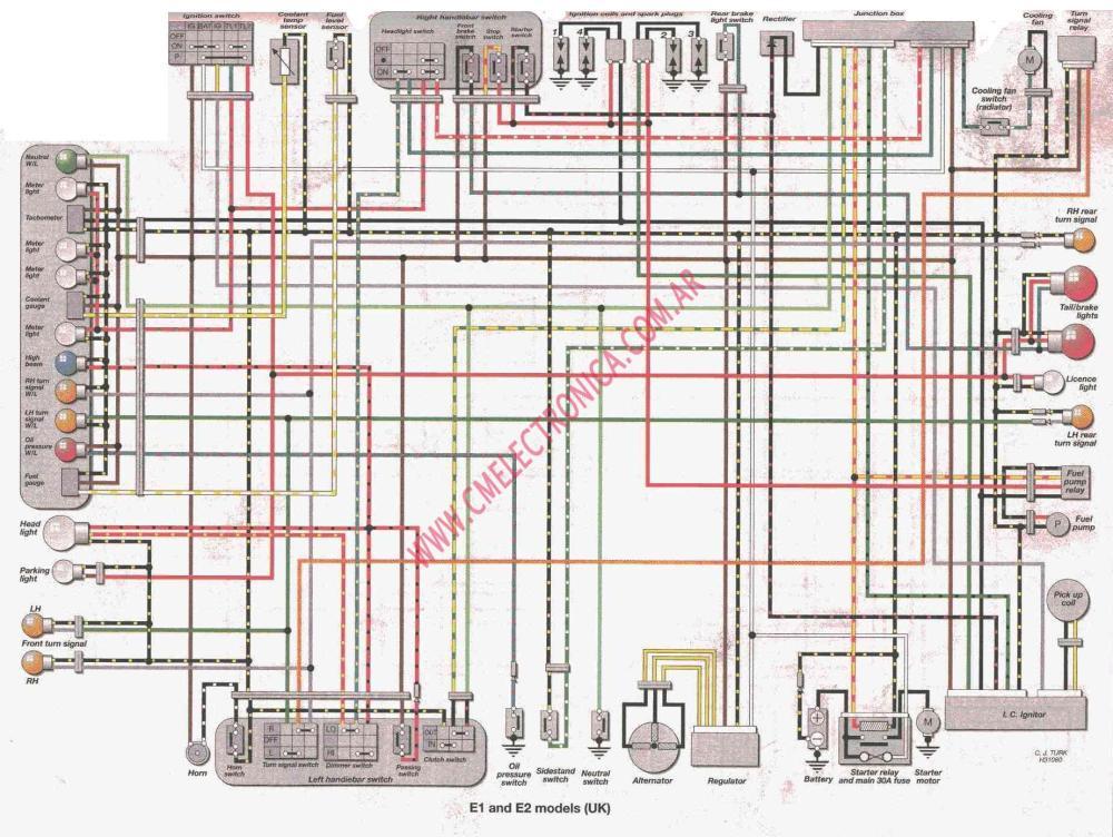 medium resolution of 04 gsxr 600 wiring diagrams free download diagram images gallery gsxr 600 srad wiring diagram wiring library rh 76 global colors de