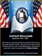CATHAY WILLIAMS