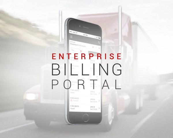 Enterprise Billing Portal
