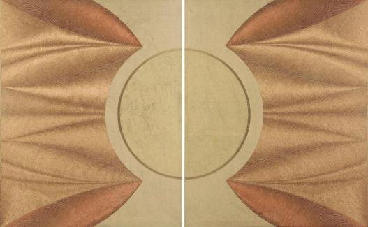 Artemide - acrilico injection painting su tela - 2008 - 75x120 cm.
