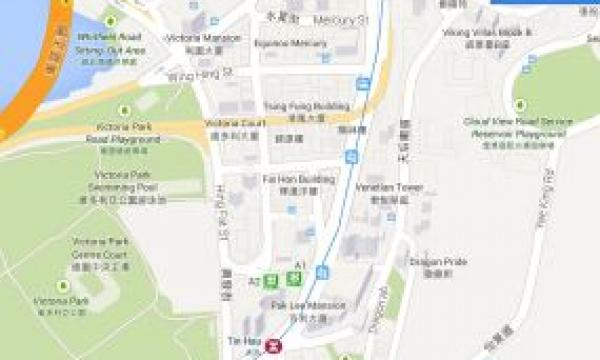 Google Maps improves Hong Kong maps | Hongkong Business