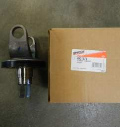 outer stub axle shaft dana 60 2005 2011 ford super duty s60 4x4 front f450 [ 1280 x 960 Pixel ]