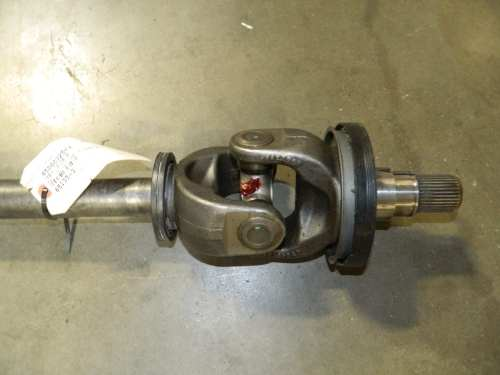 small resolution of dana spicer right 4x4 front axle shaft ford 60 f450 f550 2004 2005 2006 2007