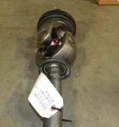 dana spicer right 4x4 front axle shaft ford 60 f450 f550 2004 2005 2006 2007 [ 1280 x 960 Pixel ]