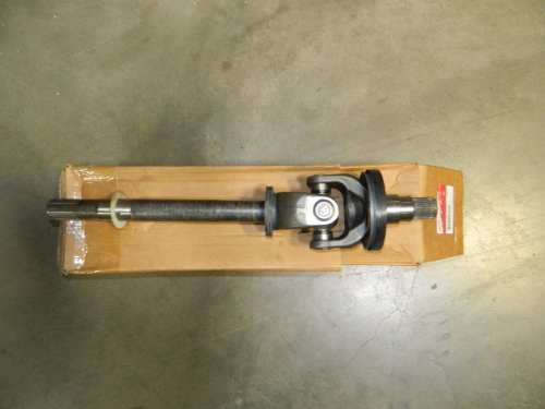 small resolution of dana spicer left 4x4 front axle shaft ford 60 f450 f550 2004 2005 2006 2007