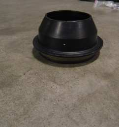 271 273 dodge transfer case large booted rear seal 271d 273d 2003  [ 1280 x 960 Pixel ]