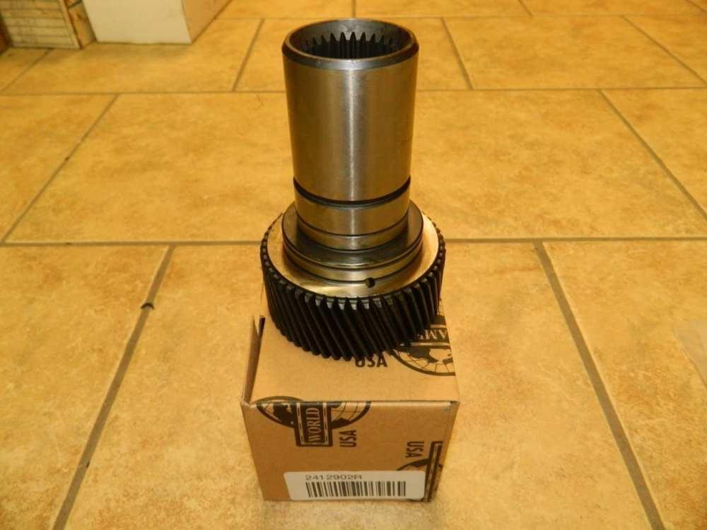 medium resolution of 29 spline input shaft 241dhd 241dld transfer case dodge 241 wide bearing