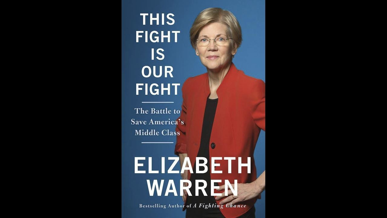 Sen Warren Book On Middle Class Coming In April KIRO TV