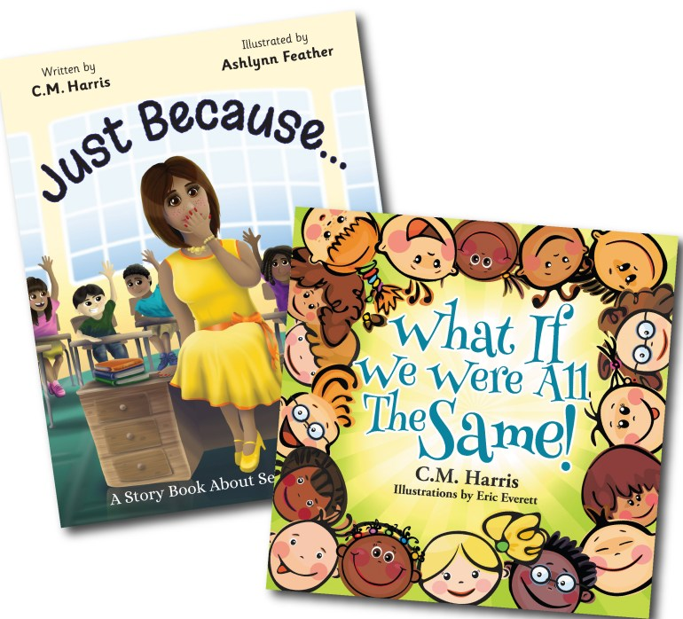 Book Duo! What If We Were All The Same! & Just Because...