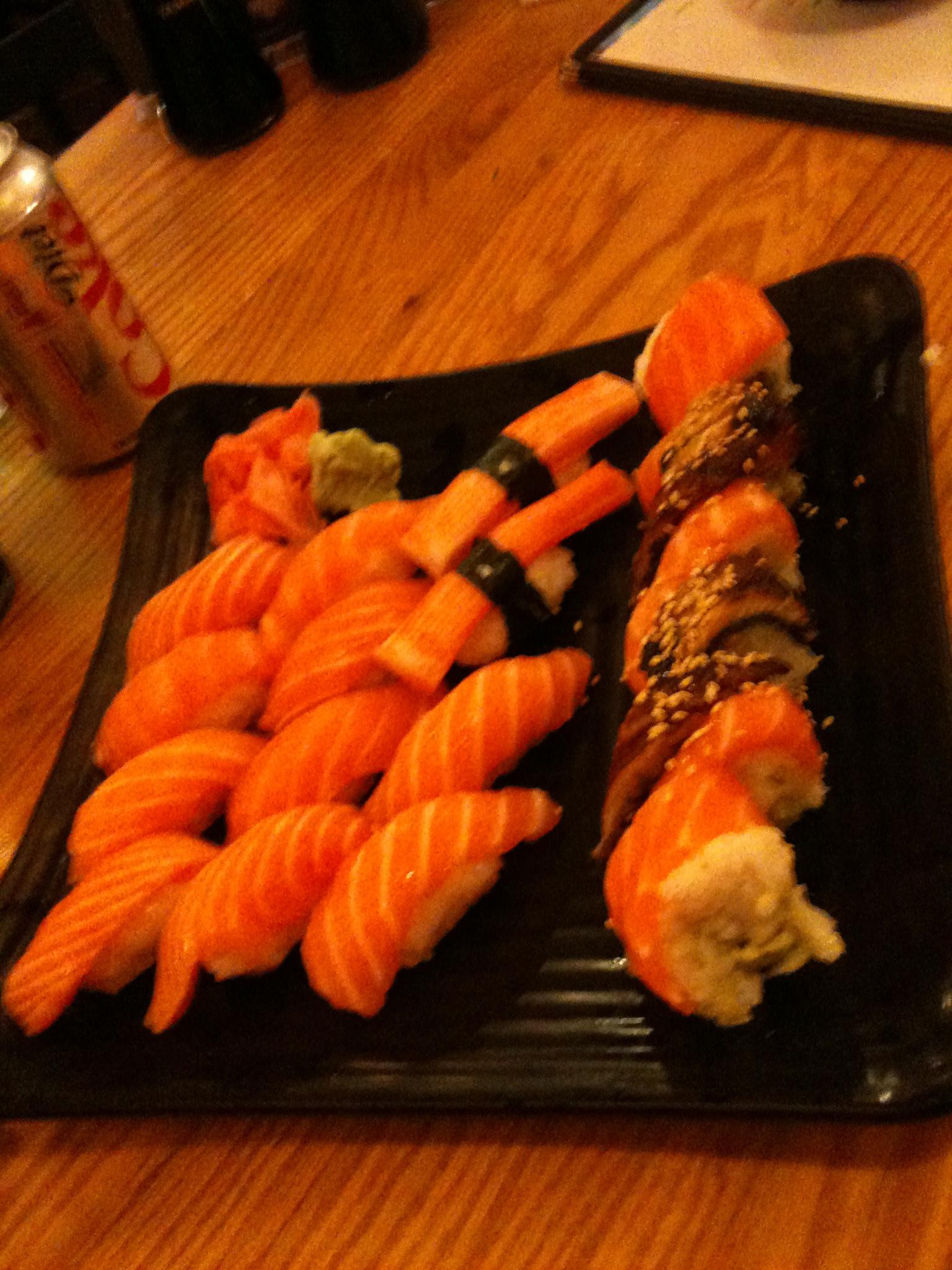 Oishii sushi and maki