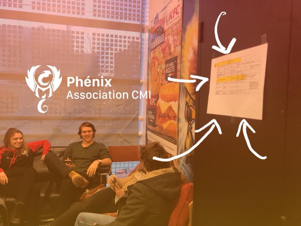 Association CMI Phénix