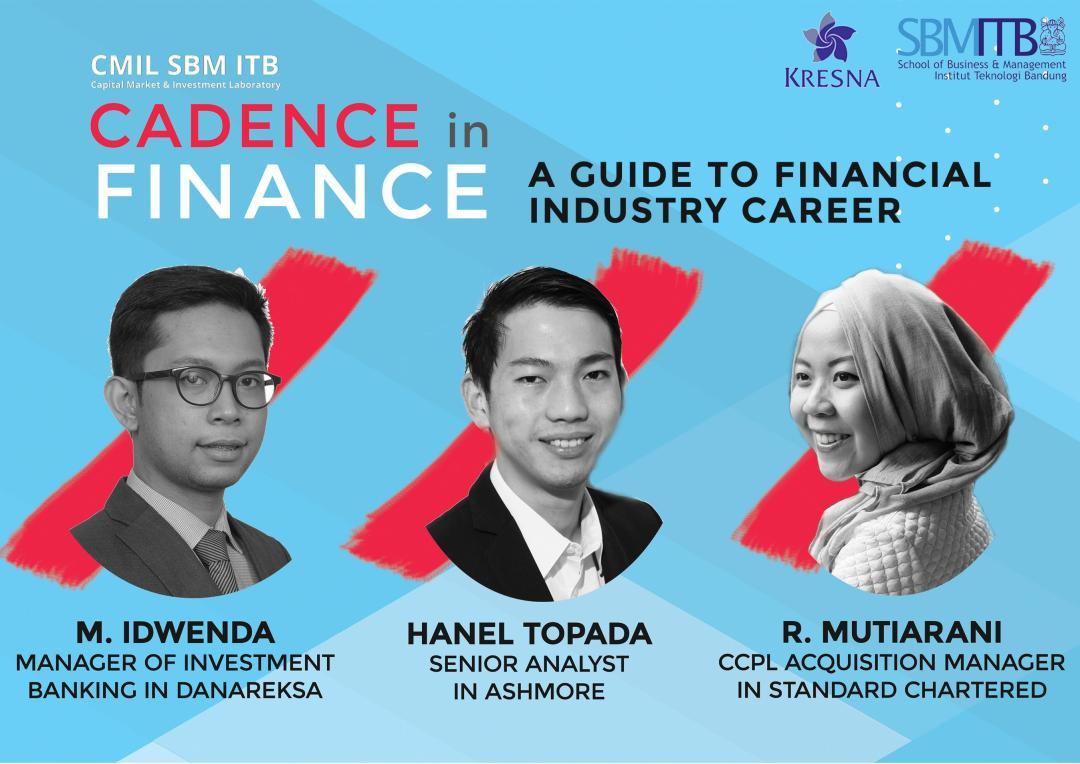 Cadence in Finance